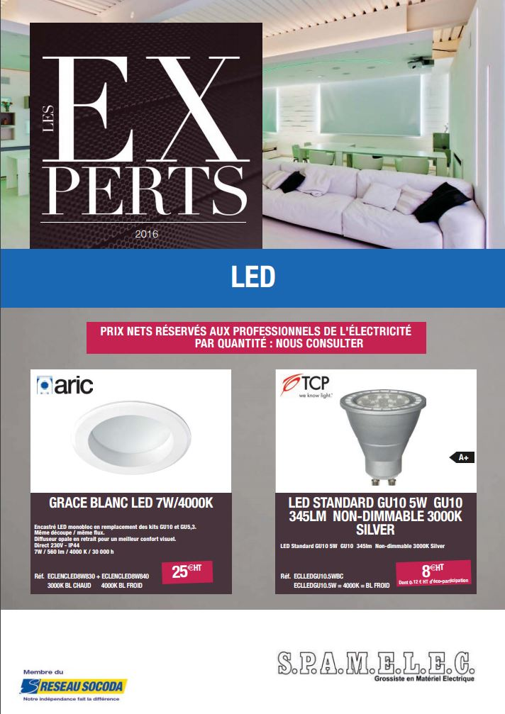 Mini Catalogue Leds 2016-03 – Spam-Pijc